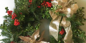 Order Custom Holiday Wreaths or Swags